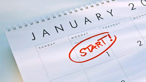 Fitness, one of the top new year eve resolutions