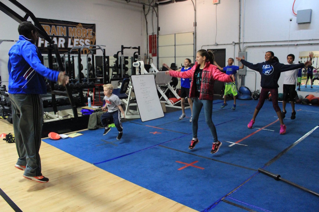 Fitness Lessons for Kids, Not Just For Adults!