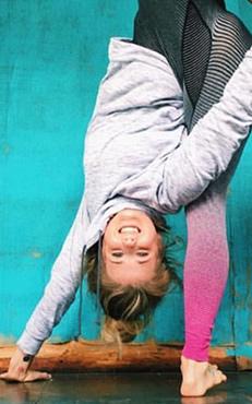 Andrea Biethman – Yoga